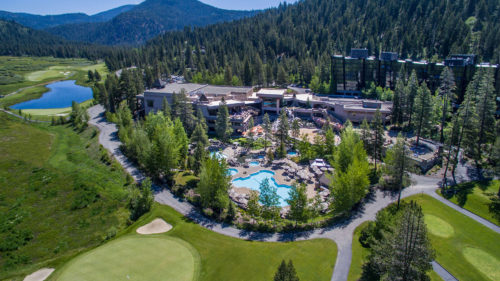photo of the resort at squaw valley, home of the 2017 nb summit