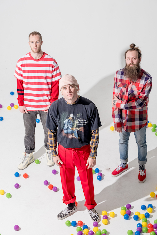 a photo of the band members judah and the lion