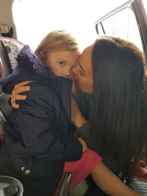 a photo of shanna and her daughter ava